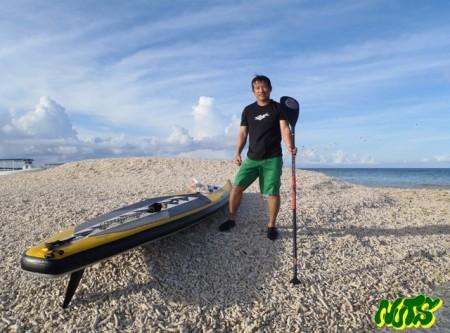 SUP 西表島 バラス島