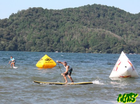 NAISH LAKE BIWA PADDLE CHALLENGE 2014