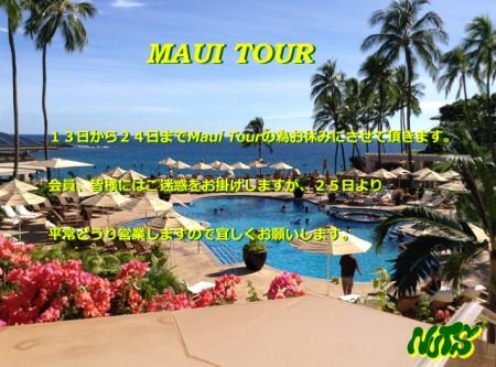 Maui Tour