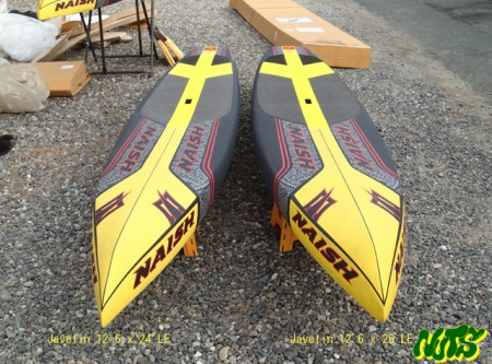 NAISH Javelin 12'6 x 24  LE